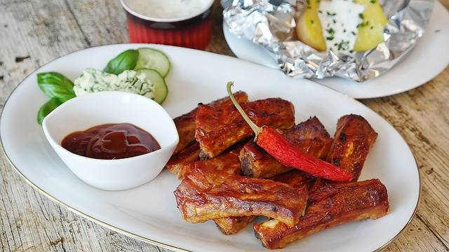 Spare Ribs Grill Bbq - Free photo on Pixabay (154599)