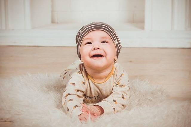 Babe Smile Newborn Small - Free photo on Pixabay (155058)