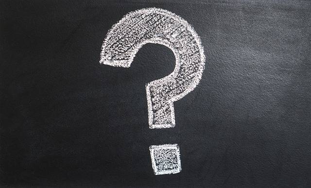 Question Mark Why Problem - Free photo on Pixabay (156032)