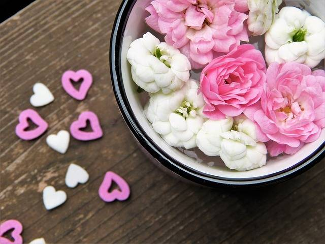 Flowers Heart Cup - Free photo on Pixabay (156219)
