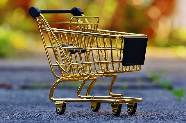 Shopping Cart Purchasing - Free photo on Pixabay (156576)