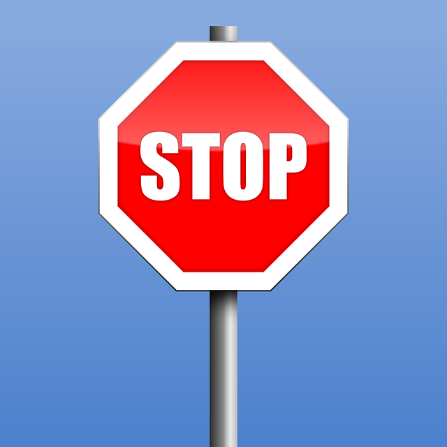 Stop Road Sign Warning - Free vector graphic on Pixabay (156880)