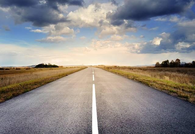 Road Asphalt Sky - Free photo on Pixabay (157158)