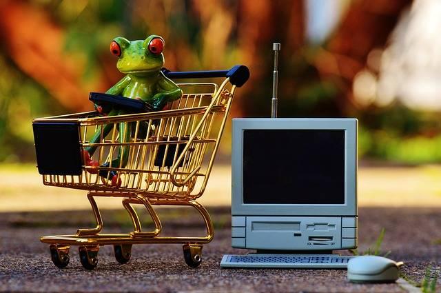 Online Shopping Cart - Free photo on Pixabay (157459)