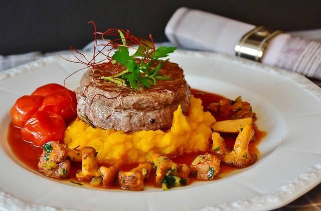 Fillet Beef Steak - Free photo on Pixabay (157580)