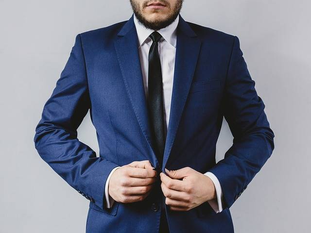 Suit Tie Blazer - Free photo on Pixabay (157737)