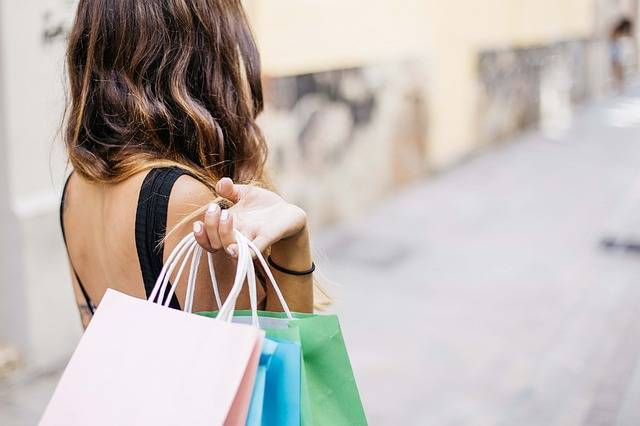 Woman Shopping Lifestyle - Free photo on Pixabay (157927)