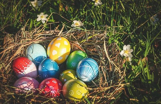 Easter Eggs Egg - Free photo on Pixabay (158985)