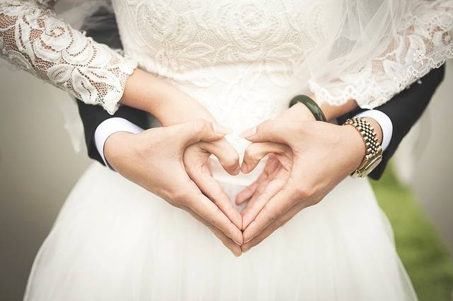 Heart Wedding Marriage - Free photo on Pixabay (159405)