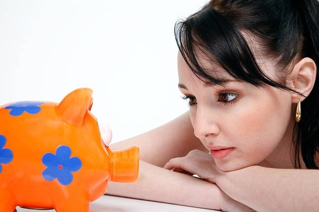 Piggy Bank Saving Money Young - Free photo on Pixabay (159411)