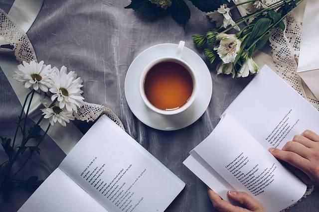 Tea Time Poetry Coffee - Free photo on Pixabay (160533)