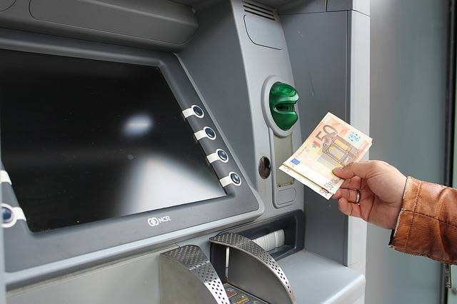 Atm Money Euro Withdraw - Free photo on Pixabay (161014)