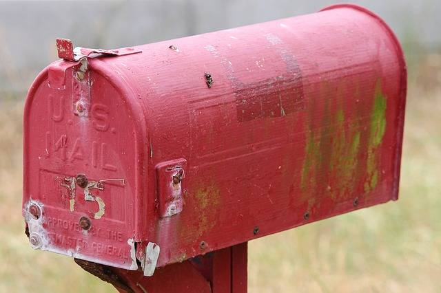 Postbox Mailbox Metal - Free photo on Pixabay (161610)