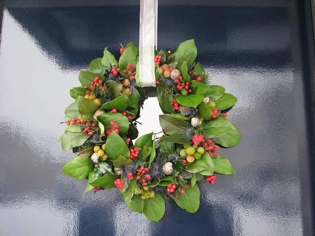 Wreath Christmas - Free photo on Pixabay (162221)