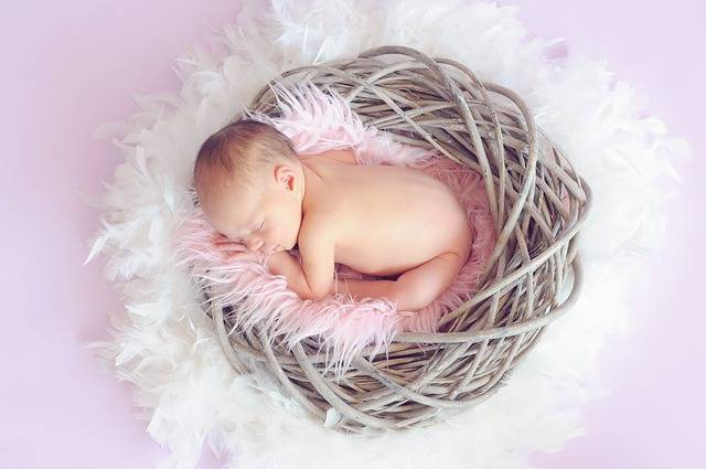 Baby Sleeping Girl - Free photo on Pixabay (163123)