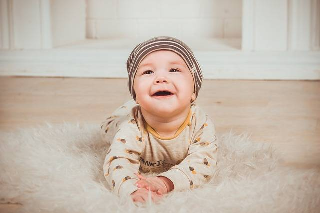 Babe Smile Newborn Small - Free photo on Pixabay (163276)
