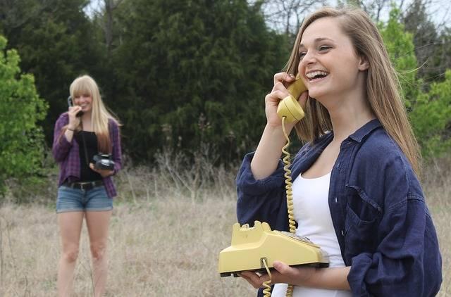 Talk Telephone Communication - Free photo on Pixabay (163947)