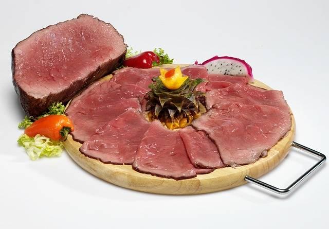 Roast Beef Meat - Free photo on Pixabay (164432)