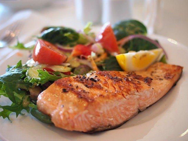Salmon Dish Food - Free photo on Pixabay (168056)