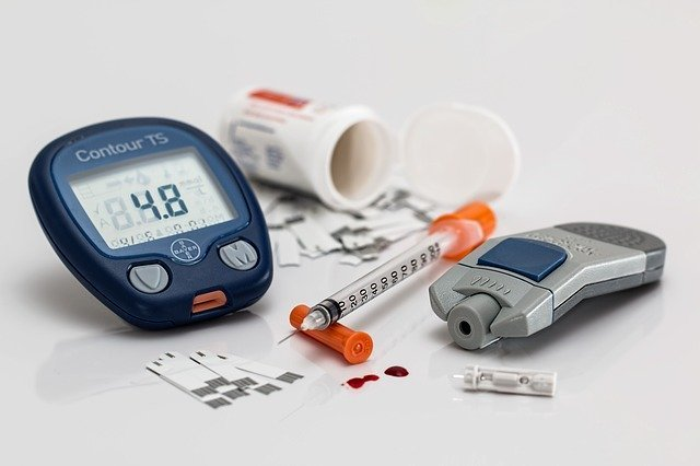 Diabetes Blood Sugar Diabetic - Free photo on Pixabay (168207)