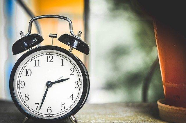 Clock Time Alarm - Free photo on Pixabay (168466)
