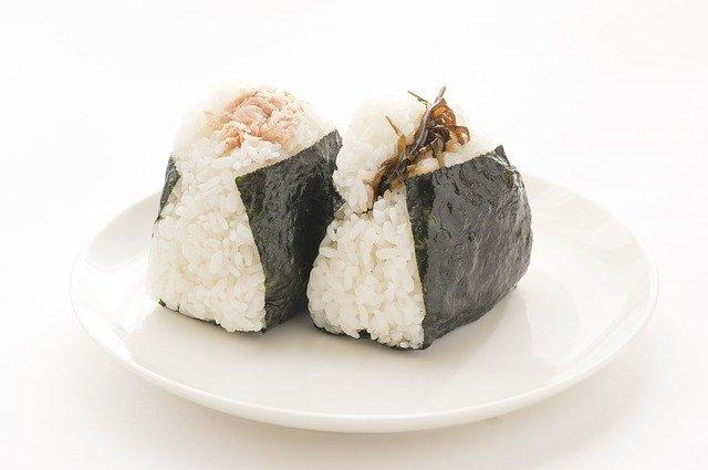 Rice Ball Food Diet - Free photo on Pixabay (168467)