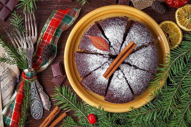 Cake Pie Christmas - Free photo on Pixabay (168581)
