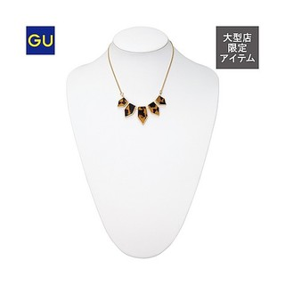 GU(GU)カラーモチーフネックレス - GU ジーユー (1571)