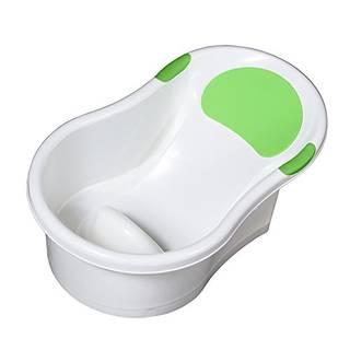 永和 新生児用ベビーバス お風呂でもキッチンのシンクで...
