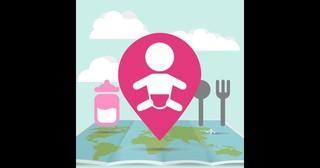 「Baby map - 子どもとお出かけするなら -」...
