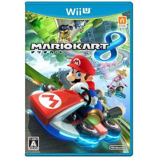 【送料無料】 任天堂 マリオカート8【Wii Uゲーム...