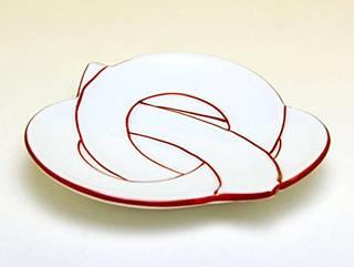 【有田焼】朱線むすび 小皿が小皿ストアでいつでもお買い...