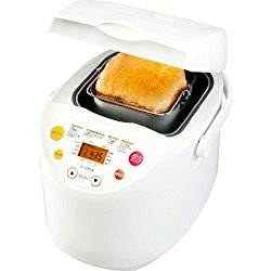 siroca ヨーグルト・パスタ生地も作れる 餅・米粉/ご飯パン対応 ホームベーカリー SHB-315 (116964)