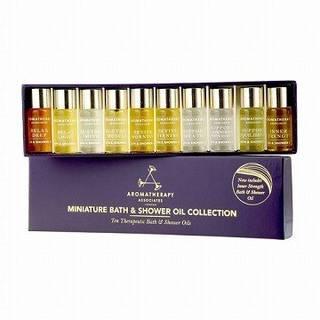 Amazon | アロマセラピーアソシエイツ ミニチュアバスオイルコレクション 3mlx10 [並行輸入品] | アロマセラピー アソシエイツ | 液体入浴剤・バスオイル 通販 (121954)
