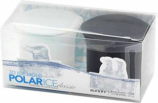 Amazon|Monos 製氷器 家庭用 ポーラーアイス クラシック 2個セット MOPI-BP|製氷皿 オンライン通販 (122295)