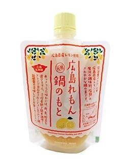 Amazon | 【よしの味噌】 広島レモン鍋の素 【180g】 | よしの味噌 | 鍋の素 通販 (126350)
