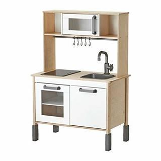 Amazon | DUKTIG おままごとキッチン (403.199.73) | 調理器具・食器 | おもちゃ (136259)