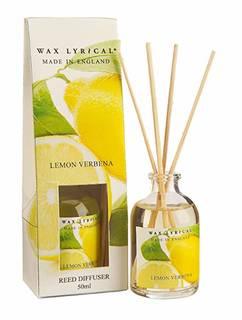 Amazon.co.jp: WAX LYRICAL Made in England リードディフューザー 50ml レモンバーベナ CNLE0414: ビューティー (137198)