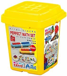 Amazon | アーテック (Artec) アーテックブロック パーフェクトマスセット 280ピース 077860 | ブロック | おもちゃ (143243)