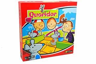 Amazon | ギガミック (Gigamic) コリドール・キッズ ( Quoridor Kids) [正規輸入品] ボードゲーム | ボードゲーム | おもちゃ (143244)