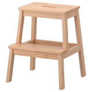 IKEA(イケア) BEKVAM ステップスツール ア...
