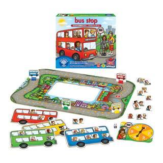 Amazon | オーチャードトーイ (ORCHARD TOYS) バス・ストップゲーム OC192 | すごろく | おもちゃ (156531)