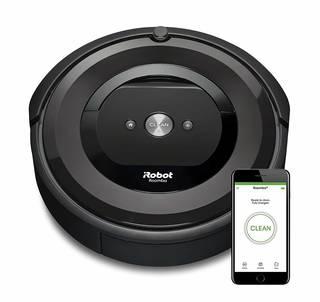 Amazon | ルンバe5 アイロボット ロボット掃除機 水洗いできるダスト容器 パワフルな吸引力 WiFi対応 遠隔操作 自働充電 ラグ 絨毯(じゅうたん) にも e515060 【Alexa対応】 | アイロボット(IRobot) | ロボット型クリーナー 通販 (157773)