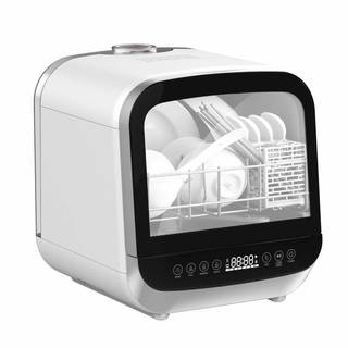 Amazon | 水道工事がいらない食器洗浄乾燥機 PLDW174WH 取り付け工事不要 | パレット | 食器洗い乾燥機 (158103)