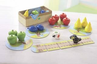 Amazon | ハバ はじめてのゲーム・果樹園 HA4655 | ボードゲーム | おもちゃ (160331)