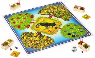 Amazon | 果樹園ゲーム Obstgarten: Für 2 bis 8 Spieler | ボードゲーム | おもちゃ (160334)