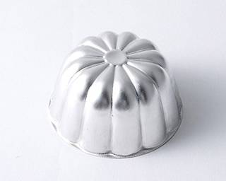 Amazon | アルミゼリー型 #1/1個 TOMIZ/cuoca(富澤商店) お菓子作りの型 ゼリー型 | TOMIZ(富澤商店) | ゼリー型 通販 (161941)