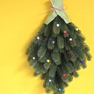 Amazon | RS GLOBAL TRADE クリスマスツリー 【壁掛け式】 | クリスマスツリー | おもちゃ (162217)