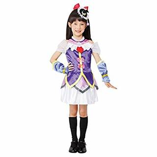 Amazon | 魔法つかいプリキュア! キュアマジカルダイヤ 変身プリチューム キッズコスチューム 女の子 95cm-115cm | おもちゃ | おもちゃ (162508)