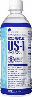 Amazon | 大塚製薬工場 経口補水液 オーエスワン 500mlx24本 | OS-1(オーエスワン) | 介護用飲料 (164965)